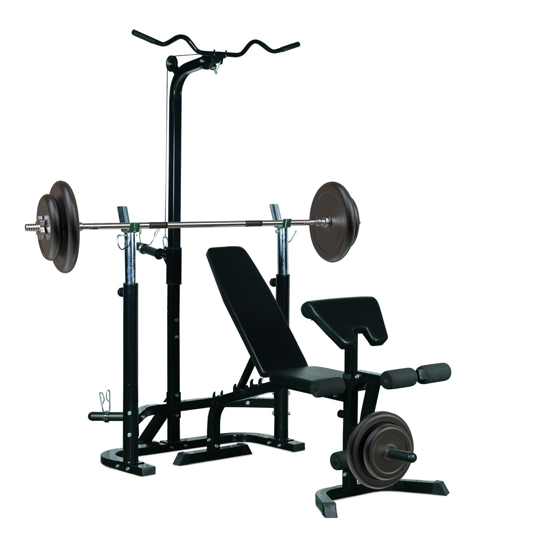 Banc de musculation complet eur 229 90 picclick fr - Banc de musculation complet ...